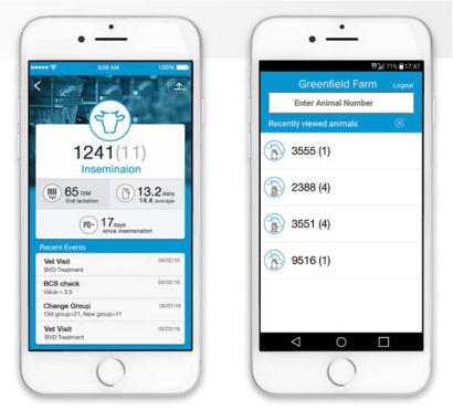 Dairy Farm Management Software with Mobile Application