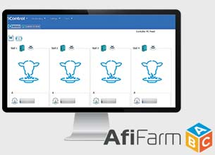Afifarm ABC Dashboard
